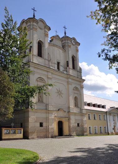 Kościół pocysterski w Obrze