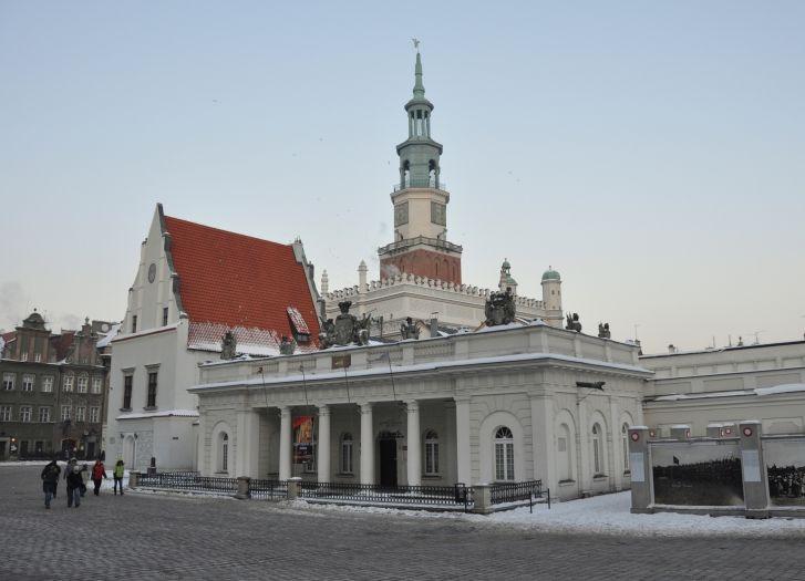 Odwach na Starym Rynku w Poznaniu