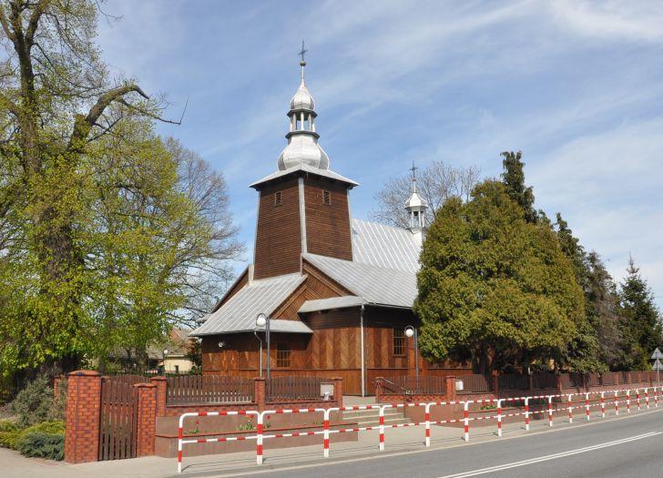 Kościół pw. św. Jadwigi w Olszowej