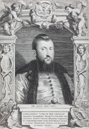 Herb Opaliński Krzysztof (1609-1655)