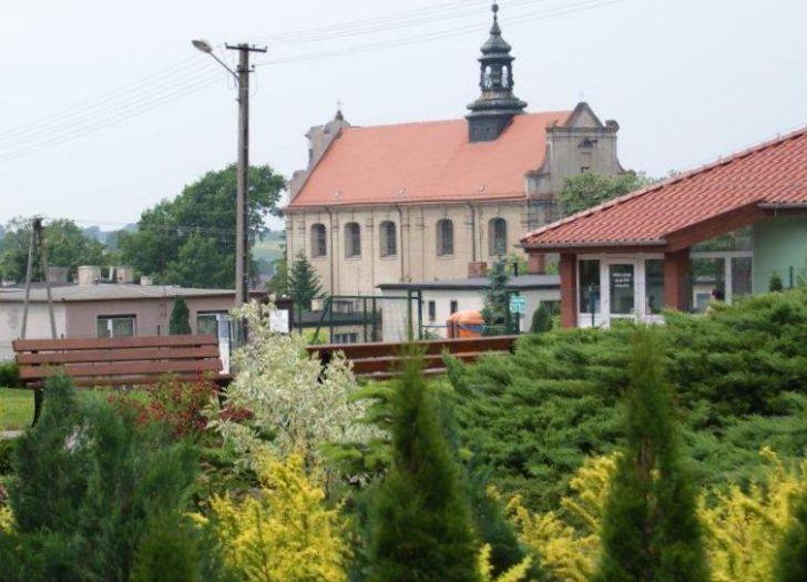 Klasztor franciszkanów w Osiecznej