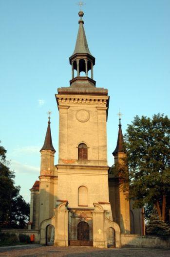 Kościół pw. Świętej Trójcy w Osiecznej