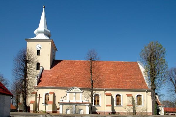 Kościół pw. NMP Wniebowziętej w Ostrorogu