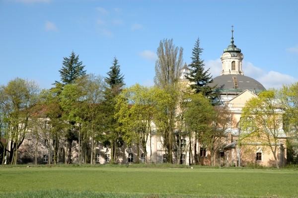 Kościół pw. Najświętszej Maryi Panny i św. Jana Chrzciciela pocysterski w Owińskach