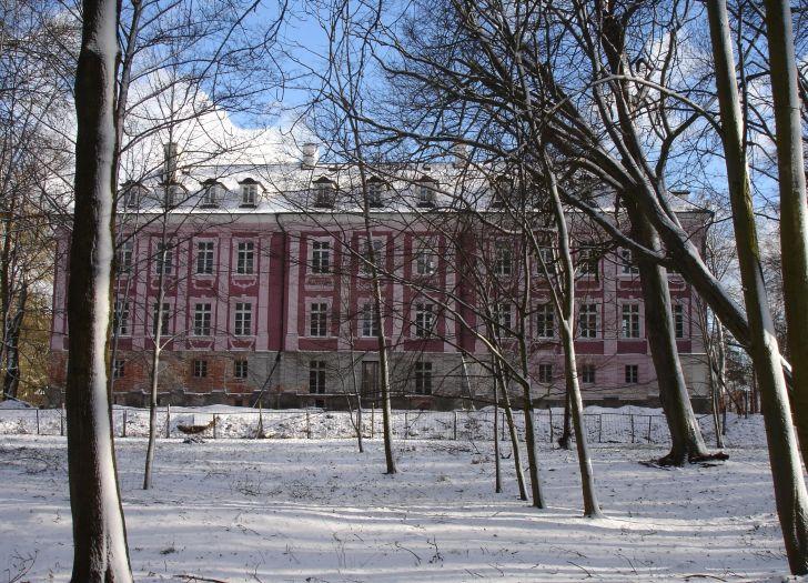 Pałac Sapiehów w Wieleniu