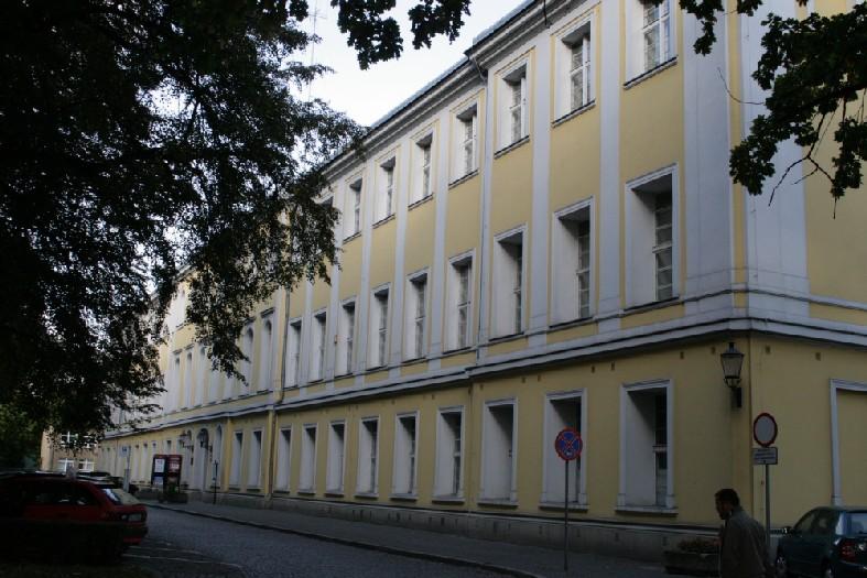 Herb Pałac w Lesznie