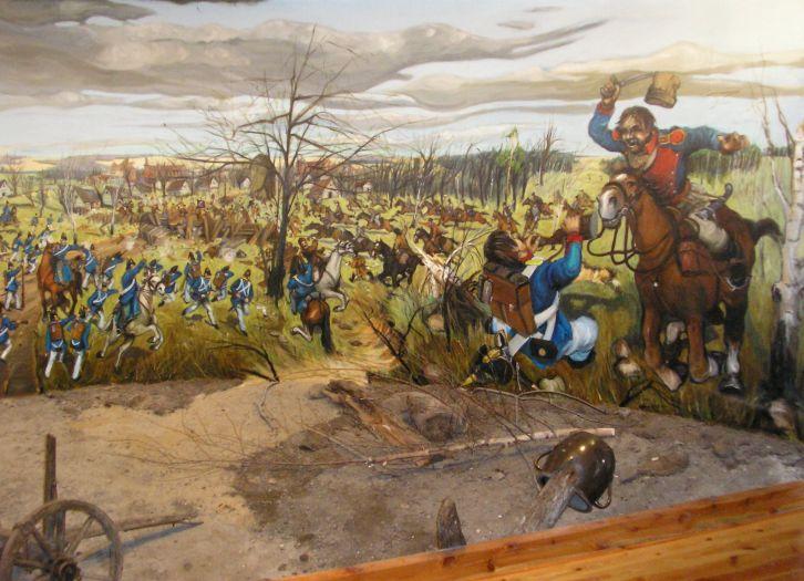 Duża Panorama Grodziska w Muzeum Ziemi Grodziskiej