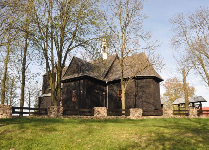 Kościół pw. św. Mikołaja w Parzynowie
