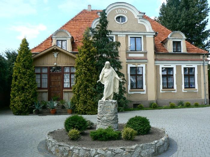 Pastorówka w Pogorzeli