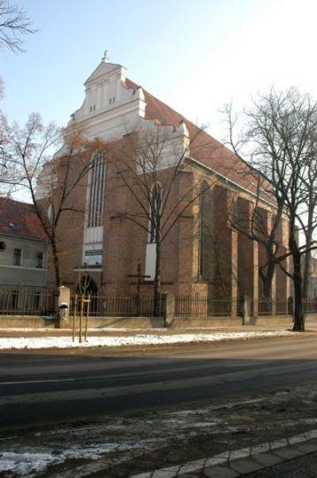 Herb Kościół pw. Bożego Ciała w Poznaniu