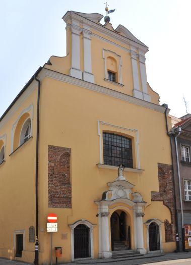 Herb Kościół pw. Najświętszej Krwi Pana Jezusa w Poznaniu