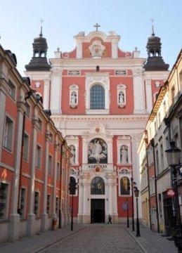 Herb Szlakiem poznańskich sanktuariów