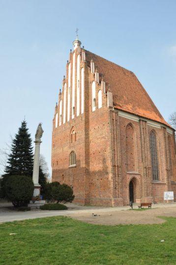 Herb Kościół pw. NMP in Summo w Poznaniu