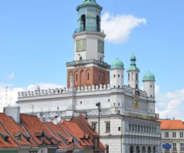 Poznański ratusz
