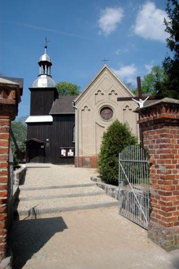 Herb Kościół pw. św. Mikołaja w Prochach