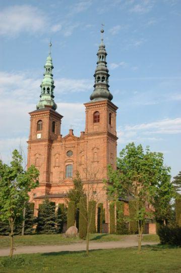 Kościół pocysterski pw. Najświętszej Maryi Panny i św. Jana Chrzciciela w Przemęcie