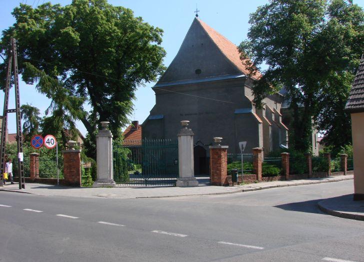 Kościół pw. św. Michała Archanioła i Wniebowzięcia NMP w Wieleniu