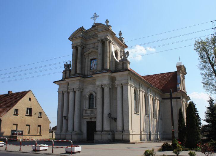 Kościół pw. śś. Marcina i Stanisława w Rakoniewicach