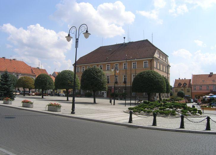 Ratusz w Pleszewie