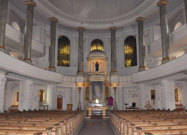 Kościół pw. św. Andrzeja Boboli w Rawiczu