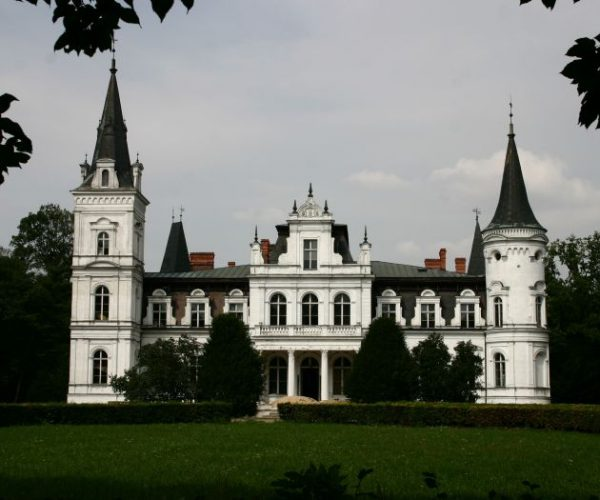 Pałac w Posadowie