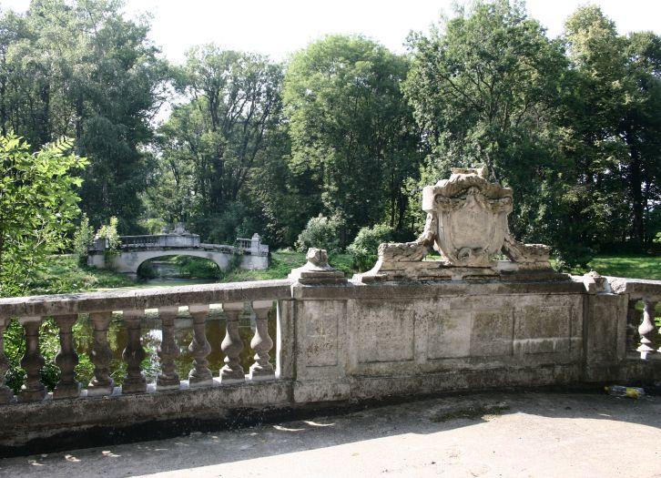 Herb Pałac w Posadowie