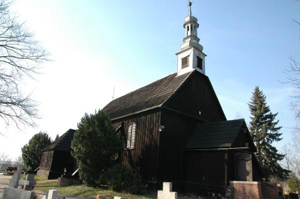 Kościół pw. św. Michała Archanioła i Matki Boskiej Wspomożenia Wiernych w Rogalinku