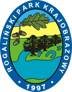 Herb Rogaliński Park Krajobrazowy