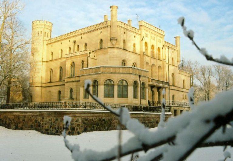 Zamek w Rokosowie