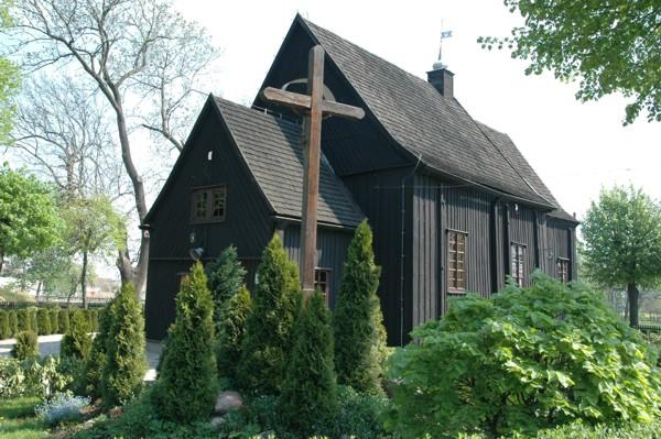 Herb Kościół pw. św. Urszuli w Ruchocicach