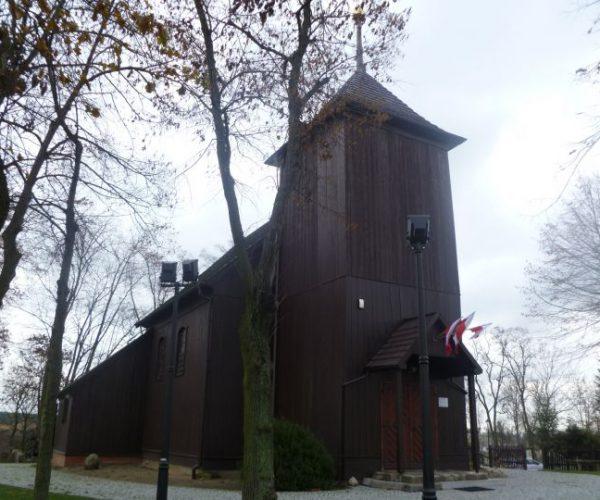Kościół pw. św. Józefa w Kicinie