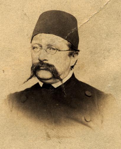 Herb Berwiński Ryszard Wincenty (1819-1879)
