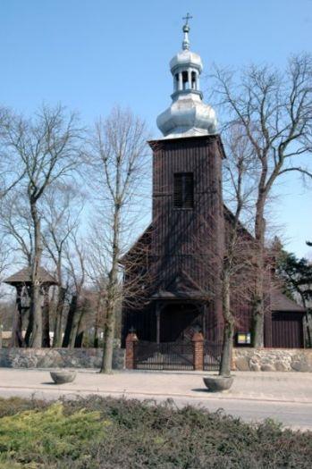 Herb Kościół pw. św. Jadwigi w Siekierkach Wielkich