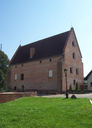 Zamek Opalińskich w Sierakowie