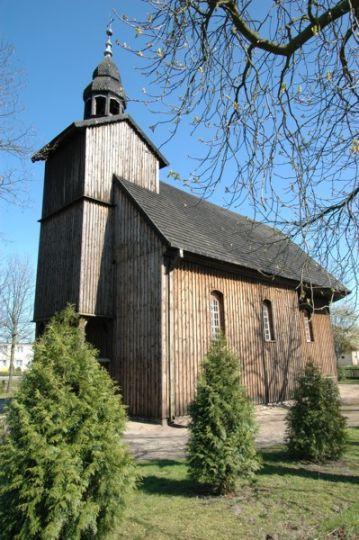 Kościół pw. św. Mikołaja w Słopanowie