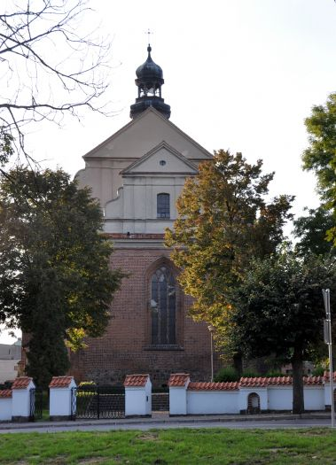 Kościół pw. św. Wawrzyńca w Słupcy