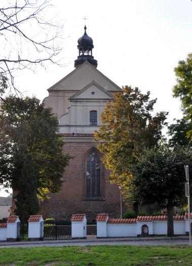 Herb Kościół pw. św. Wawrzyńca w Słupcy