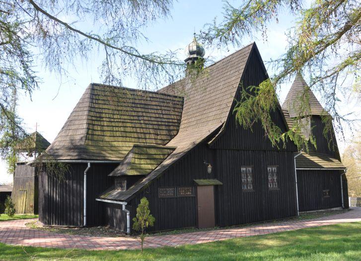 Kościół pw. św. andrzeja w Słupi pod Bralinem