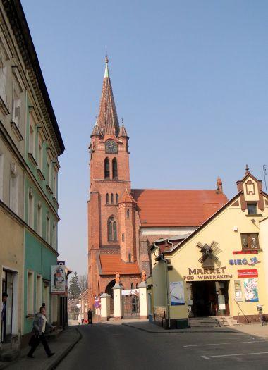 Kościół farny w Śmiglu