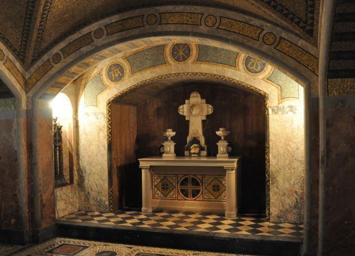 Kaplica grobowa Hutten-Czapskich w Smogulcu