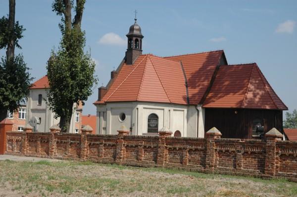 Kościół pw. św. Jakuba w Sobiałkowie