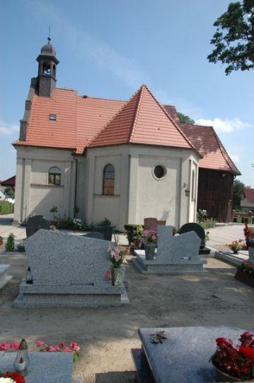 Herb Kościół pw. św. Jakuba w Sobiałkowie