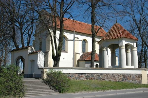 Kościół pw. Narodzenia Najświętszej Marii Panny w Sobocie