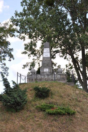 Pomnik poległych w bitwie pod Sokołowem koło Wrześni