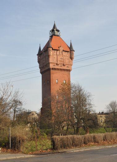 Wieża ciścnień w Śremie