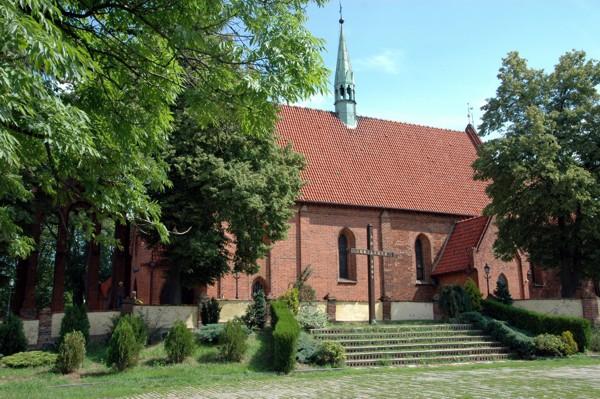 Herb Kościół pw. św. Marcina w Starym Gostyniu