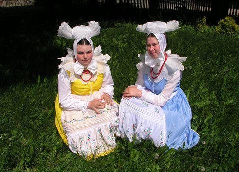 Strój biskupiański z Krobi