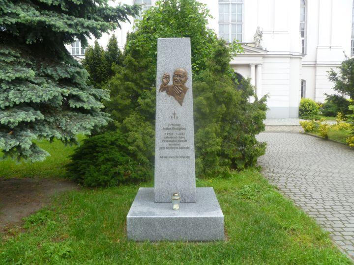 Pomnik Stefana Stuligrosza