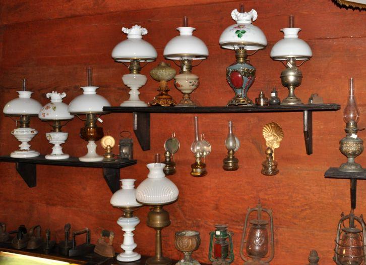 Fragment ekspozycji w sulmierzyckim muzeum