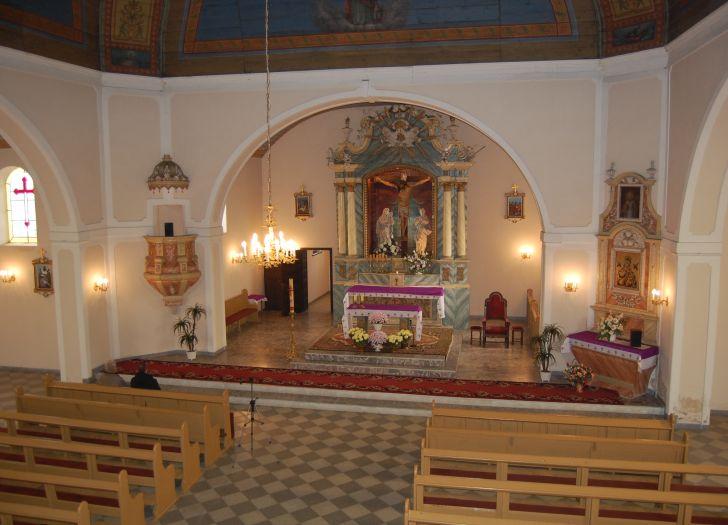 Kościół pw. Świętego Krzyża w Jutrosinie